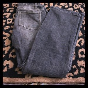 White house black market black jeans 2